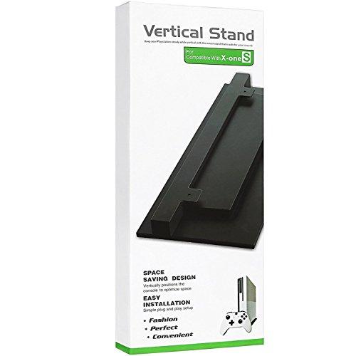 Soporte Vertical para Consola Xbox One S (Negro)