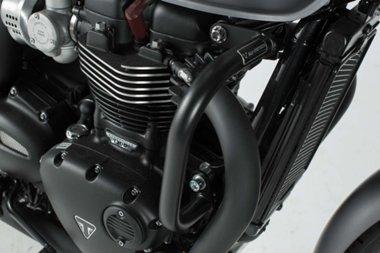 SW-Motech Motorrad Schutzbügel Sturzbügel Triumph Bonneville/Thruxton/StreetTwin