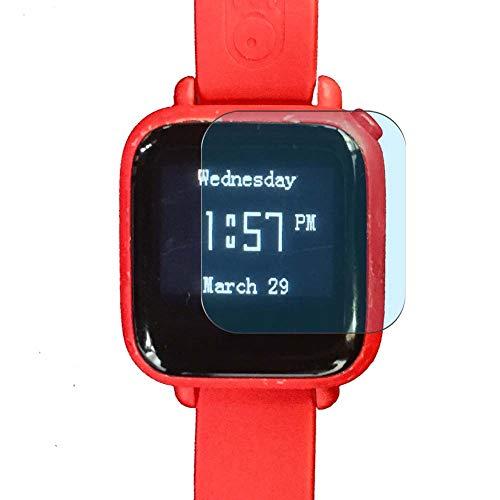 Vaxson 3 Stück Anti Blaulicht Schutzfolie, kompatibel mit Octopus watch kids smartwatch Smart Watch, Displayschutzfolie Anti Blue Light [nicht Panzerglas]