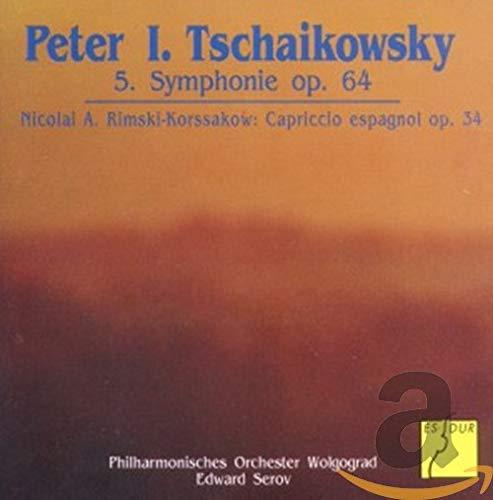 チャイコフスキー:交響曲 第5番 他(Peter I. Tschaikowsky:5. Symphonie op.64)