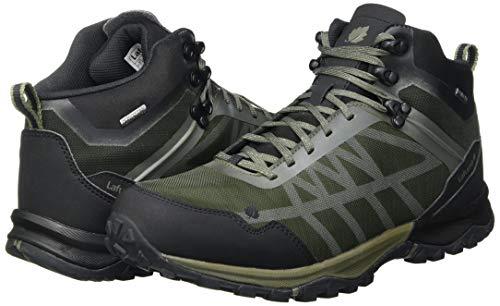 Lafuma Men's Access Clim Mid M Walking Shoe, Dark Bronze, 11 UK