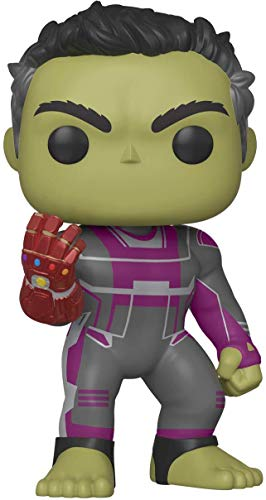 Pop! Bobble: Avengers Endgame - Hulk 6""
