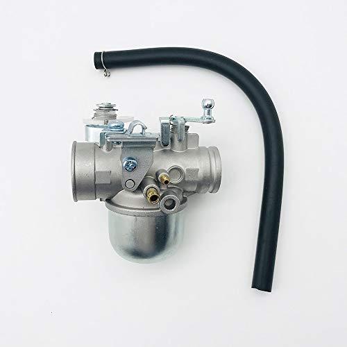 Artinest Motos Nuevo carburador en carbohidratos Compatible con Yamaha 2 Ciclo Carrito de Golf G1 GF006 17556 1983-1989