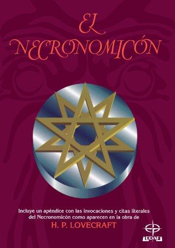 El Necronomicón (Tabla de Esmeralda) (Spanish E... [Arabic] 8476405812 Book Cover
