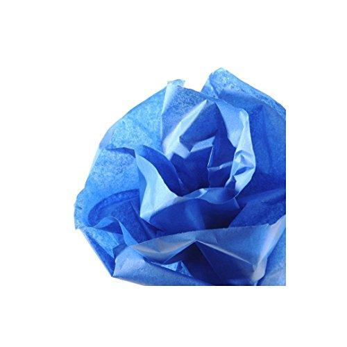 Papel Seda Azul Marino Marca Canson Escolar