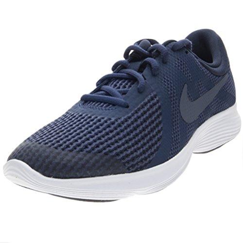 Nike Revolution 4 (GS), Zapatillas de Running Unisex Niños, Azul (Neutral Indigo/Light Carbon-Obsidian 501), 39 EU