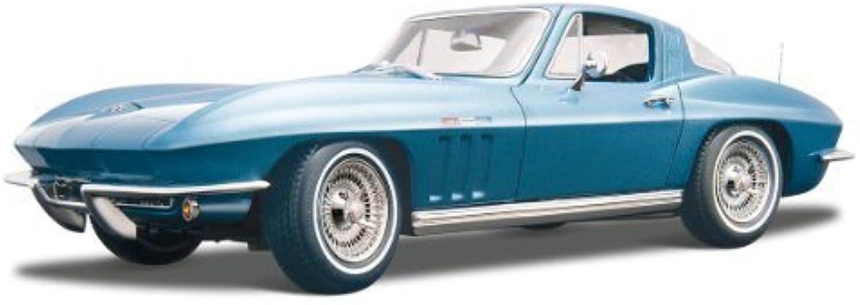 tienda de bajo costo Maisto Die Die Die Cast 1 18 Scale 1965 Chevrolet Corvette (Colors May Vary) by Maisto  ahorra hasta un 80%