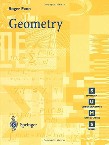 Geometry (Springer Undergraduate Mathematics Series)