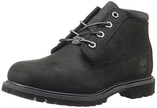 Timberland C23399, Damen Stiefel & Stiefeletten , Schwarz - Noir (Black Gum A1k9m) - Größe: 39 EU
