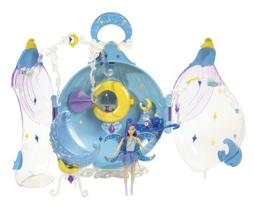 Mattel Barbie - Fairytopia Lumina Doll Set Hadas habitación