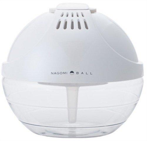 空気洗浄機「NAGOMI(なごみ)」 パールホワイト RCW-04WH