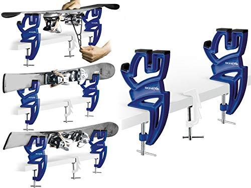 SkinStar 24-Hours Express Ski Vise Sport Plus Skispanner - Skihalterung