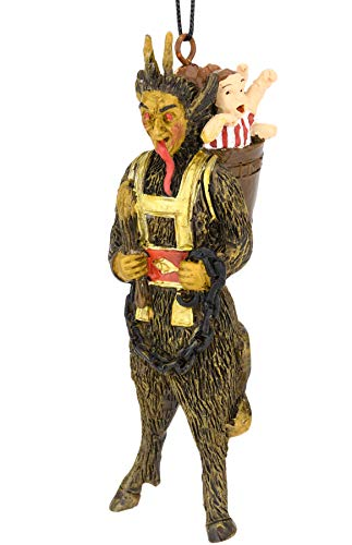 Tree Buddees Scary Krampus Horror Christmas Ornaments