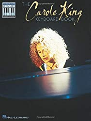 The Carole King Keyboard Book Note For Note Transcriptions Book