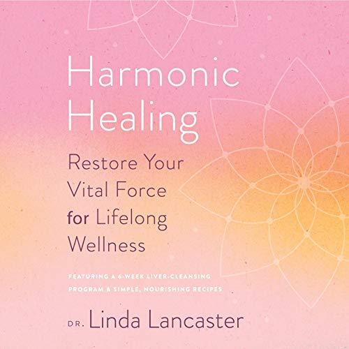 『Harmonic Healing』のカバーアート