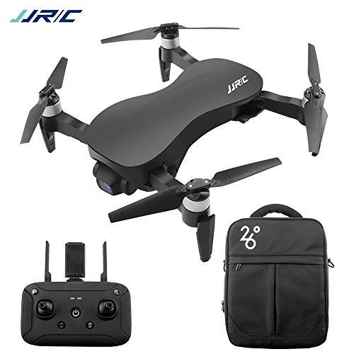 Festnight Drone Senza spazzole X12 RC con Telecamera a 3 Assi stabilizzata con Giunto cardanico 12MP 4K Foto Quadcopter Velivoli Indoor Outdoor per Adulti