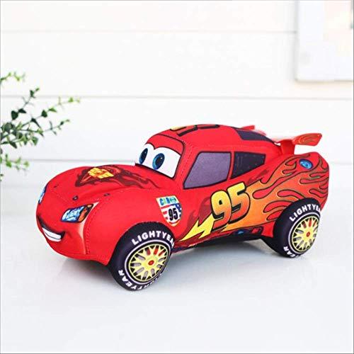 Pixar Cars Kinderspeelgoed Mcqueen Knuffels Leuke Cartoon Cars Knuffels Cadeaus Voor Kinderen 17cm