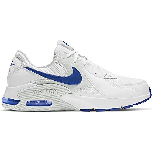 Nike Air Max Excee, Chaussure de Course Homme, White Game Royal Photon Dust, 42 EU