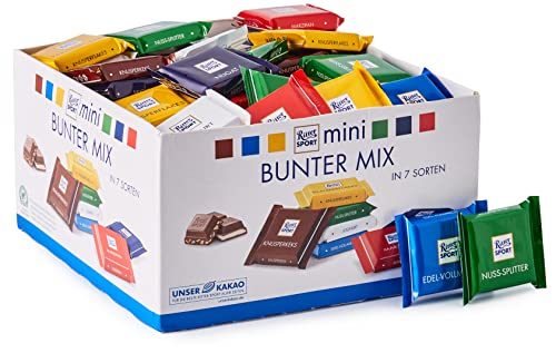 Ritter Sport -   mini Bunter Mix, 84