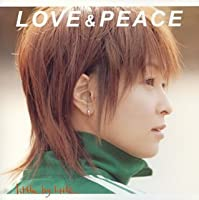 LOVE&PEACE(初回生産限定盤)(CCCD)