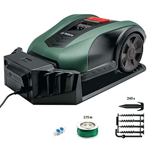 Bosch Lawn and Garden Indego Robot cortacésped ancho de corte...