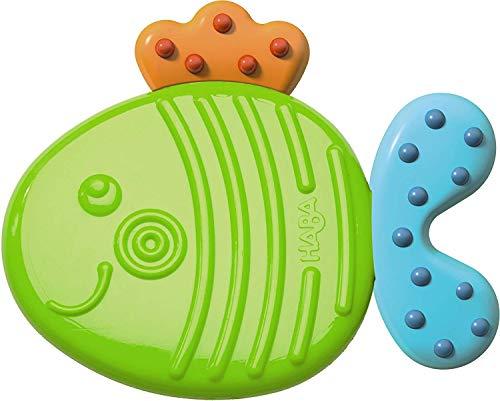 HABA 300433 - Greifling Fisch, Kleinkindspielzeug