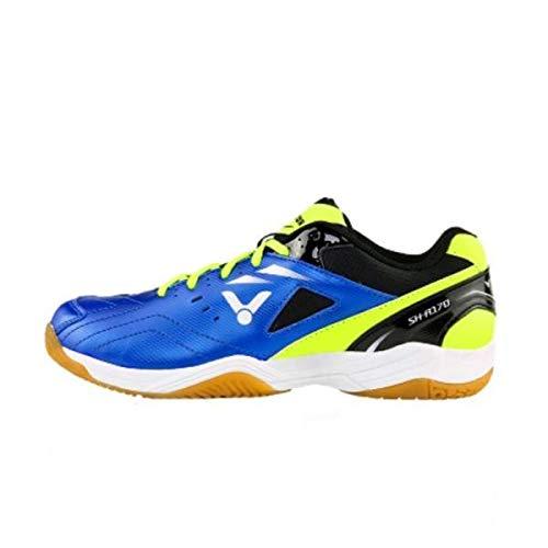 Victor - Zapatillas de bádminton para hombre, color azul, talla 40.5 EU