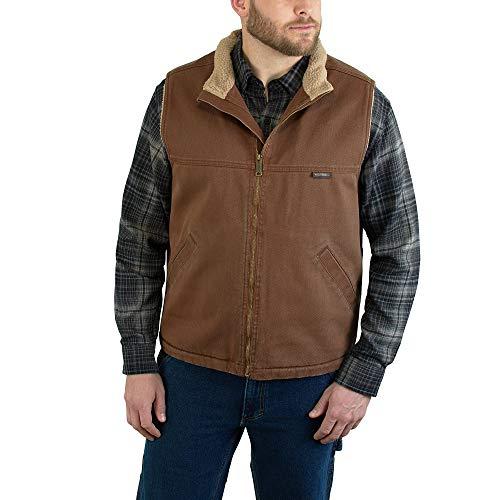 Wolverine Upland Vest Men M Copper