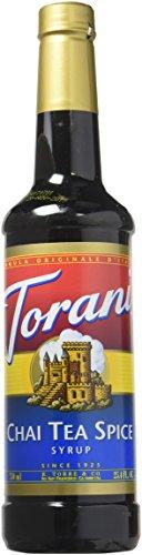 Torani Sirup Chai Tea Spice 750 ml