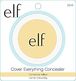 elf cover everything concealer in yellow