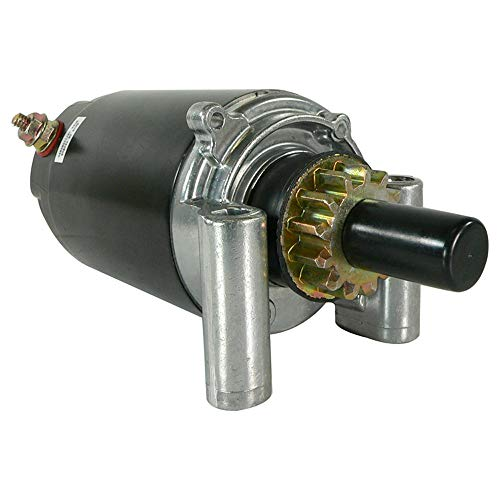 DB Electrical 410-21041 Starter Compatible With/Replacement For John Deere LT133 All, LT155 All, LT160 All, LTR155 All, STX46 All, Kohler Various Models All, Scott's S2048 All AM122435, 5770N