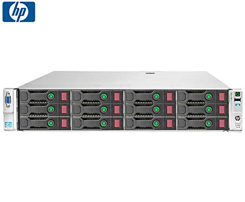 HP SERVER Proliant DL380 G8 Rack LFF 2xE5-2430L 4x4GBRAM P420-1GwB 2xPSU 14x3.5 NO HDD (Generalüberholt)