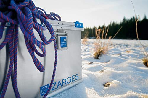 Relags Zarges Eurobox-157 L Box, Silber, 157 Liter - 5
