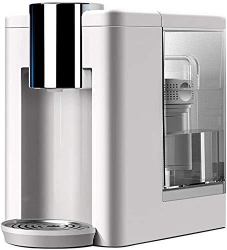 QIANMEI Dispensadores de Agua Caliente Dispensadores de Agua Caliente   Selección de Temperatura de 5 velocidades Filtro Dual   Adecuado para el hogar y el Agua de ebullición rápida de la Oficina