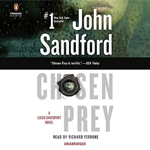 Chosen Prey Audiobook By John Sandford cover art
