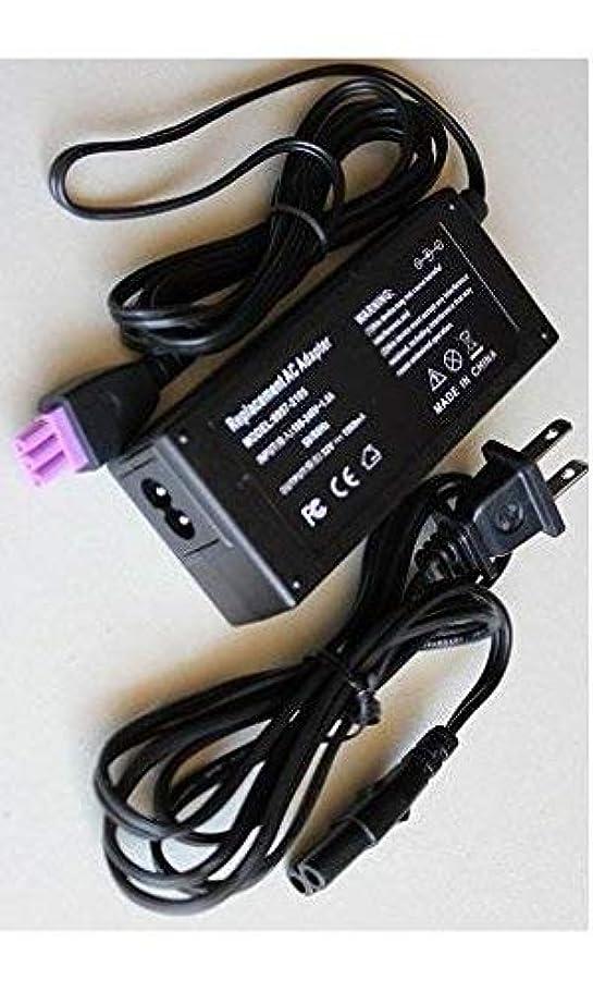 ミス兵器庫ブレークglobalsaving ACアダプタfor HP Photosmart c5100?C6100プリンタ電源コードケーブルACアダプタ充電器