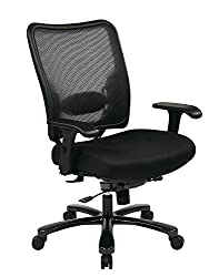 400 lbs office star chair space air grid