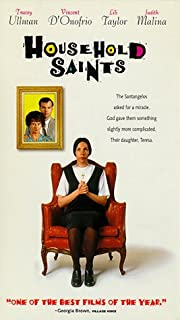 Household Saints VHS