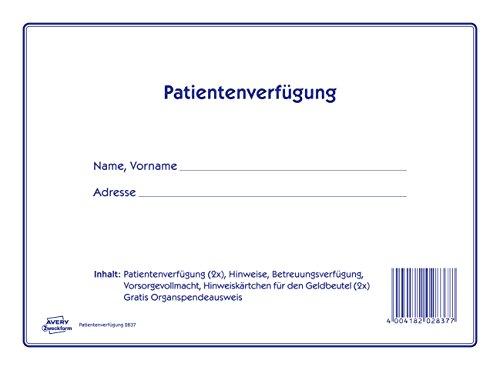 Avery Dennison Zweckform - Formularios para Recursos Humanos (pacientes disponibles)
