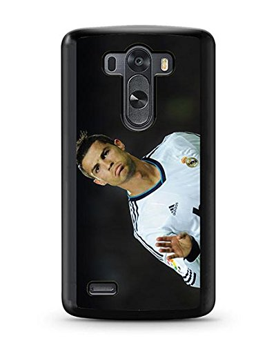 Talltowerell - Football Player Cristiano Ronaldo Lg G3 Funda Case, Cool Design Scratch Resistant Drop Protection Back Funda Case Cover For Lg G3