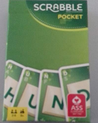 Rewe 2018 Kartenspiel Scrabble Pocket Version