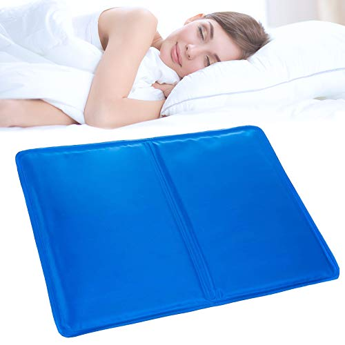 Tanness Magic Multi-Function Cool Jelly Pad Cushion Pillow Mat Absorbs and Dissipates Heat - Helps...