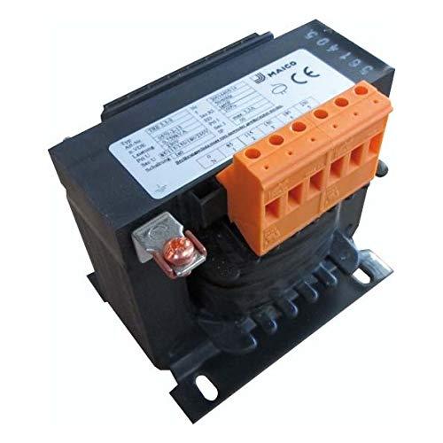 Maico 5-Stufentransformator TRE 1,6 S-2 max. 1,6A AC Einphasen-Steuertransformator 4012799571629