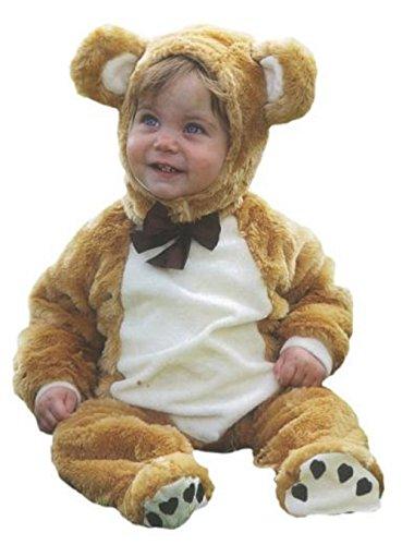 Costume Ours en peluche pour bébé / enfant, 3-6 mois