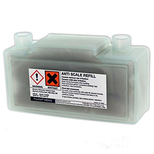 Electrolux - Cartuccia per filtro di ferri da stiro a vapore, cod. EDBS920U