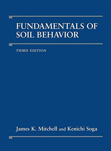 Fundamentals of Soil Behavior