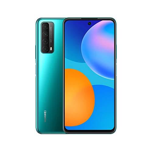 HUAWEI Y7a - Smartphone 6.67' FHD+, Quad Cámara IA de 48 MP, 4GB RAM + 64GB ROM, EMUI 10.1, Kirin 710A, Color Crush Green