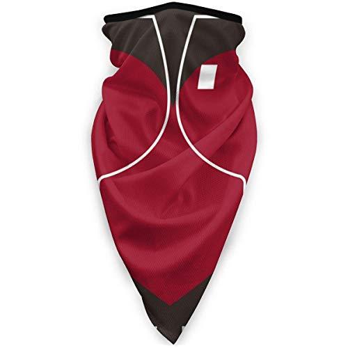 Bufanda deportiva a prueba de viento amor copas de vino unisex bufanda al aire libre cara cuello polaina cara bufanda bufanda bandana para hombres mujeres
