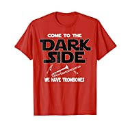 Trombone Shirt - Come to the Dark Side