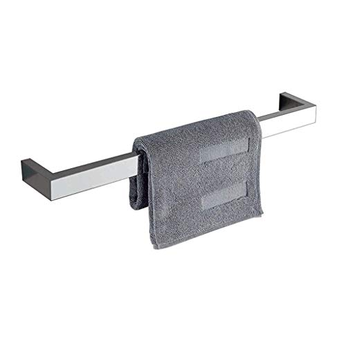 DFBGL Toallero Calentador Calentador Radiador Secador Cromado Calefacción Baño Estante de Montaje en Pared Salón de Belleza Lavado de Ropa Perchero de Secado rápido (Tamaño: 1 Varilla)
